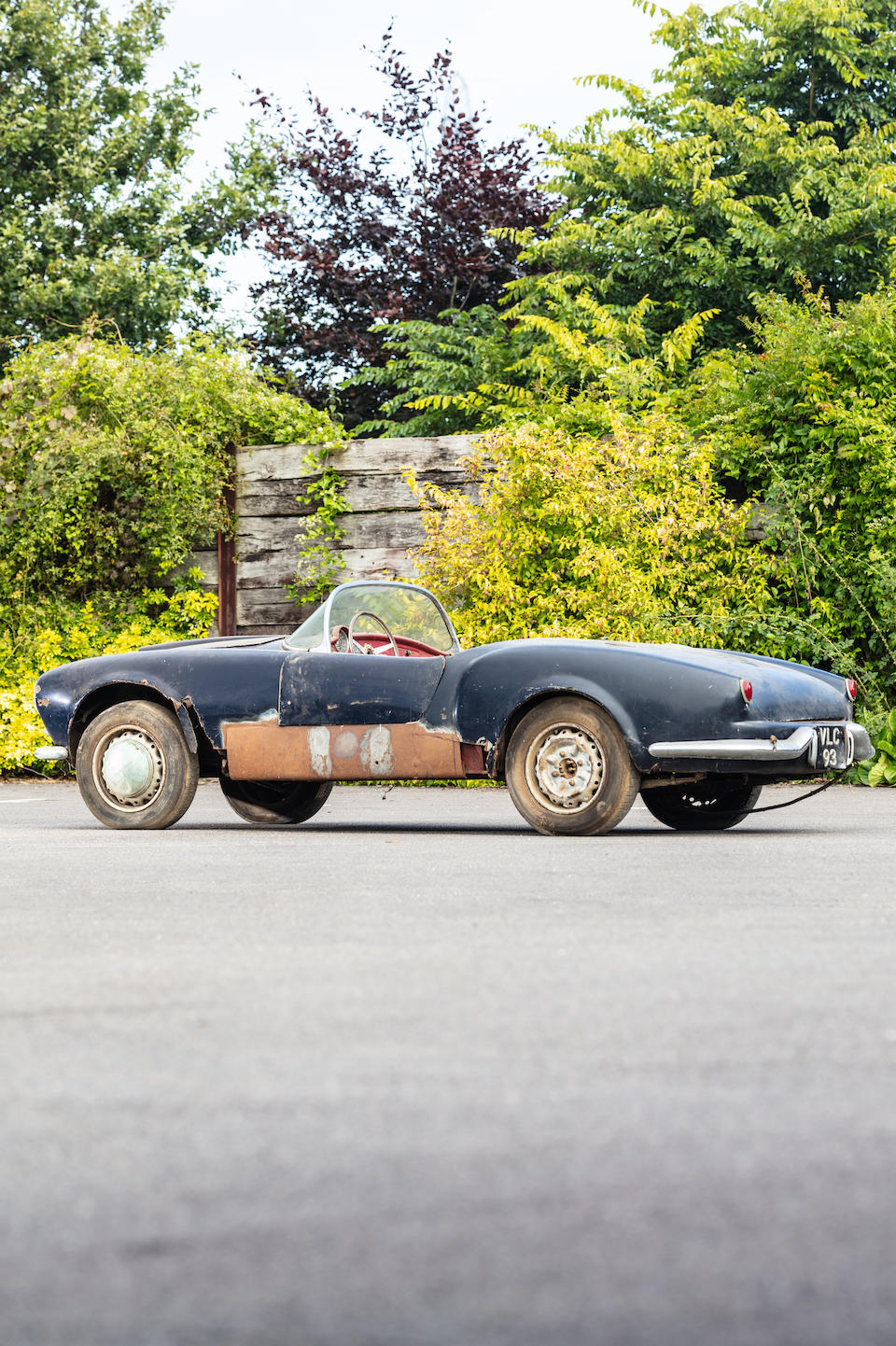 Property of a deceased's estate,1955 Lancia Aurelia B24S Spider America Project  Chassis no. B24S 1154