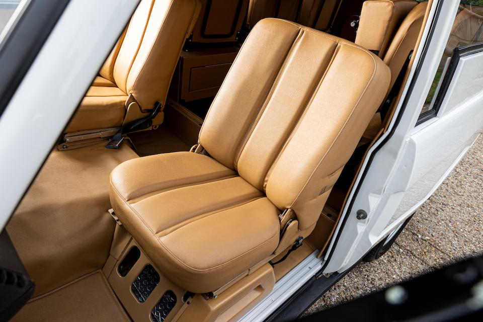 1972 Range Rover 4x4 Shooting Brake  Chassis no. 355-04063A