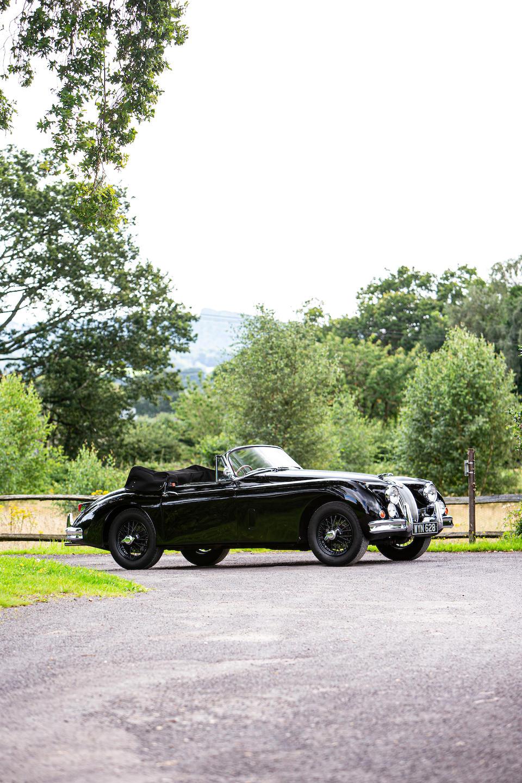 1959 Jaguar XK150SE 3.4-Litre Drophead Coupé  Chassis no. 827452DN