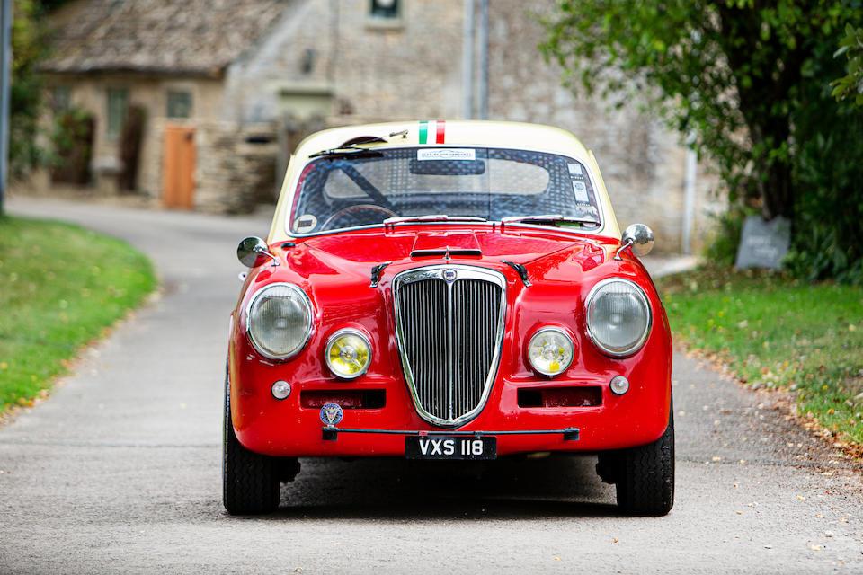 1952 Lancia Aurelia B20 GT Series II Coupé  Chassis no. B20 2065