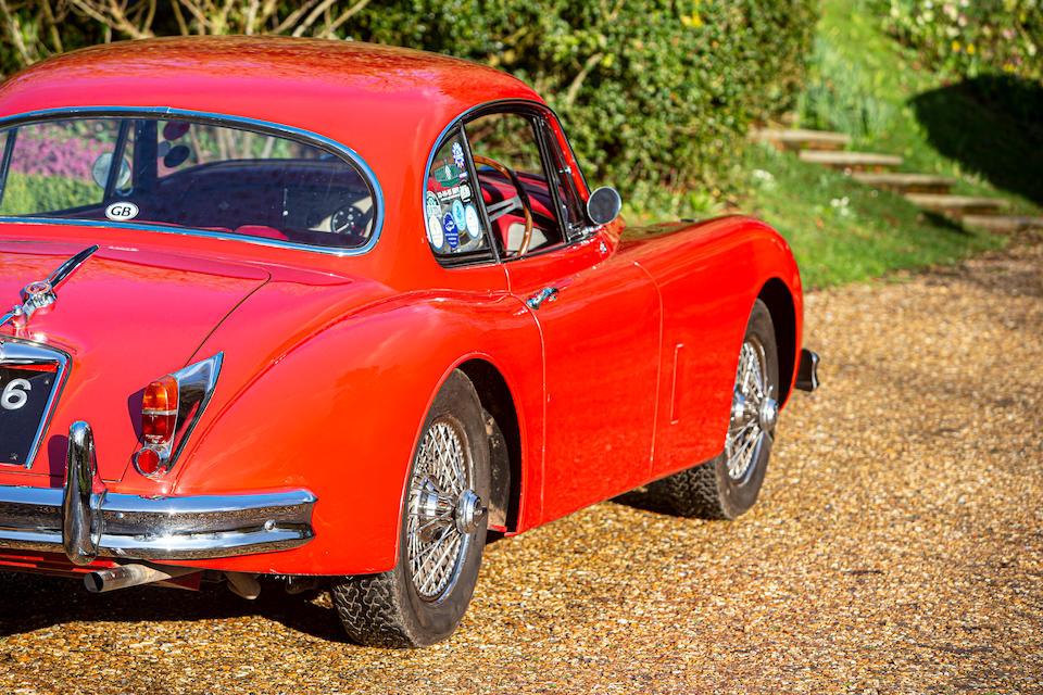 1960 Jaguar XK150S 3.8-Litre Coupé  Chassis no. T825215DN