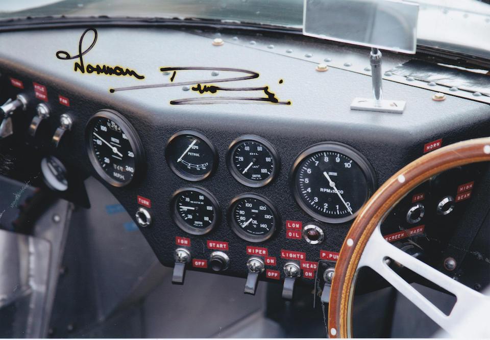 1992 Jaguar XJ13 Re-creation by Proteus  Chassis no. 002 (15B1415)