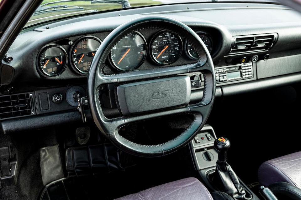 1992 Porsche 911 Carrera RS Type 964 Coupé  Chassis no. WP0ZZZ96ZNS491248