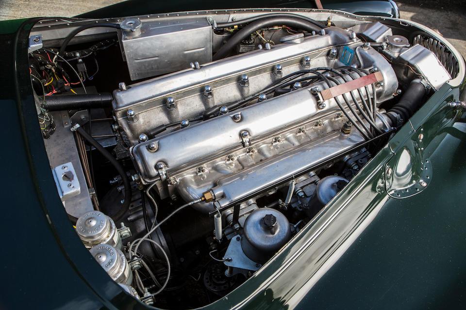 1954 Jaguar XK120 3.8-Litre 'Alloy LT' Competition Roadster  Chassis no. S681346