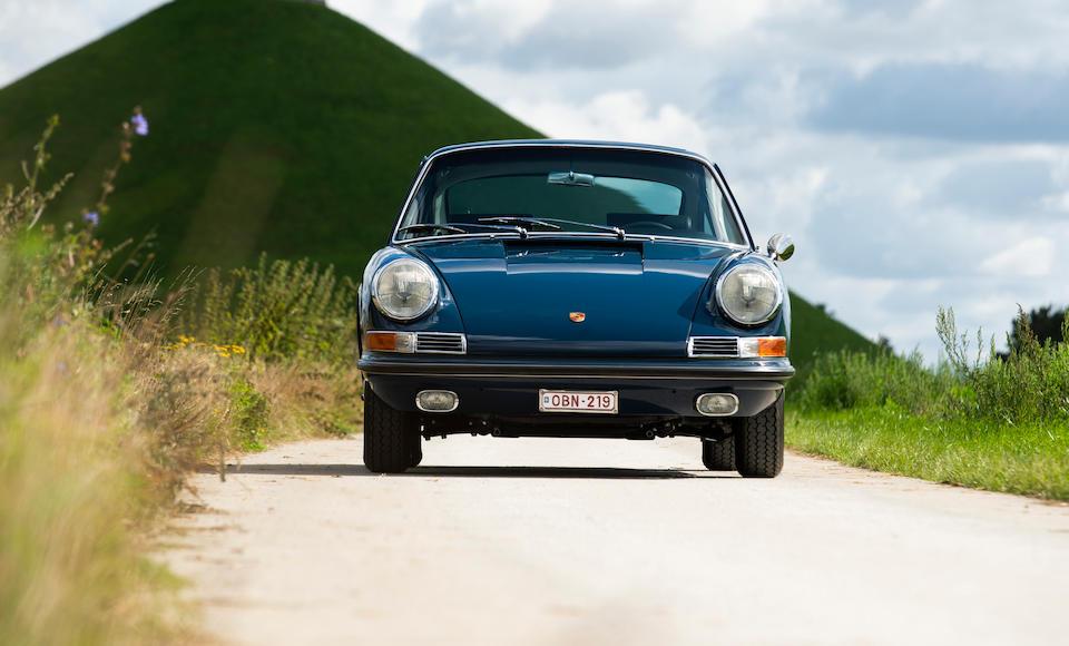 1967 Porsche 911S 2.0-Litre SWB 'Sunroof' Coupé  Chassis no. 307660S Engine no. 961257