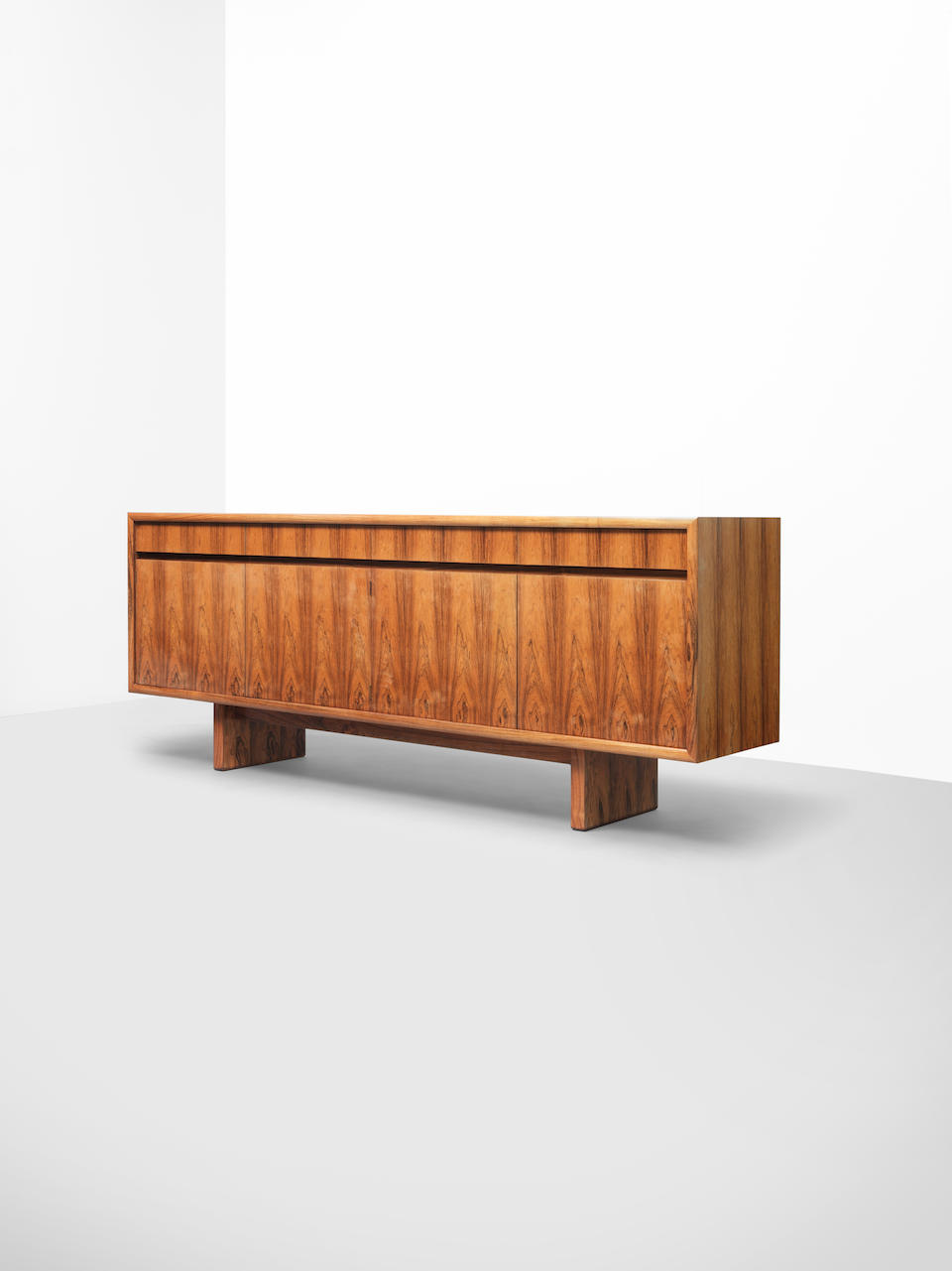 Martin Hall for Gordon Russell Sideboard, model no. R.456, from 'The Marwood Room' series, designed 1972, produced 1973