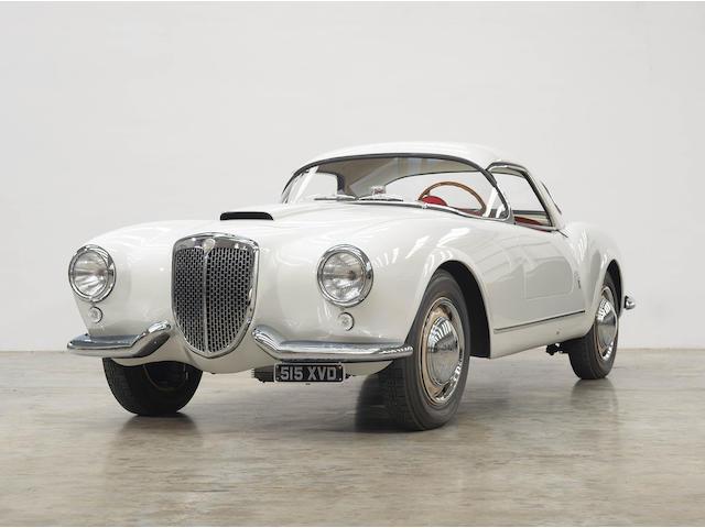 1955 Lancia Aurelia B24S Spider America  Chassis no. B24S*1007 Engine no. B24-1006