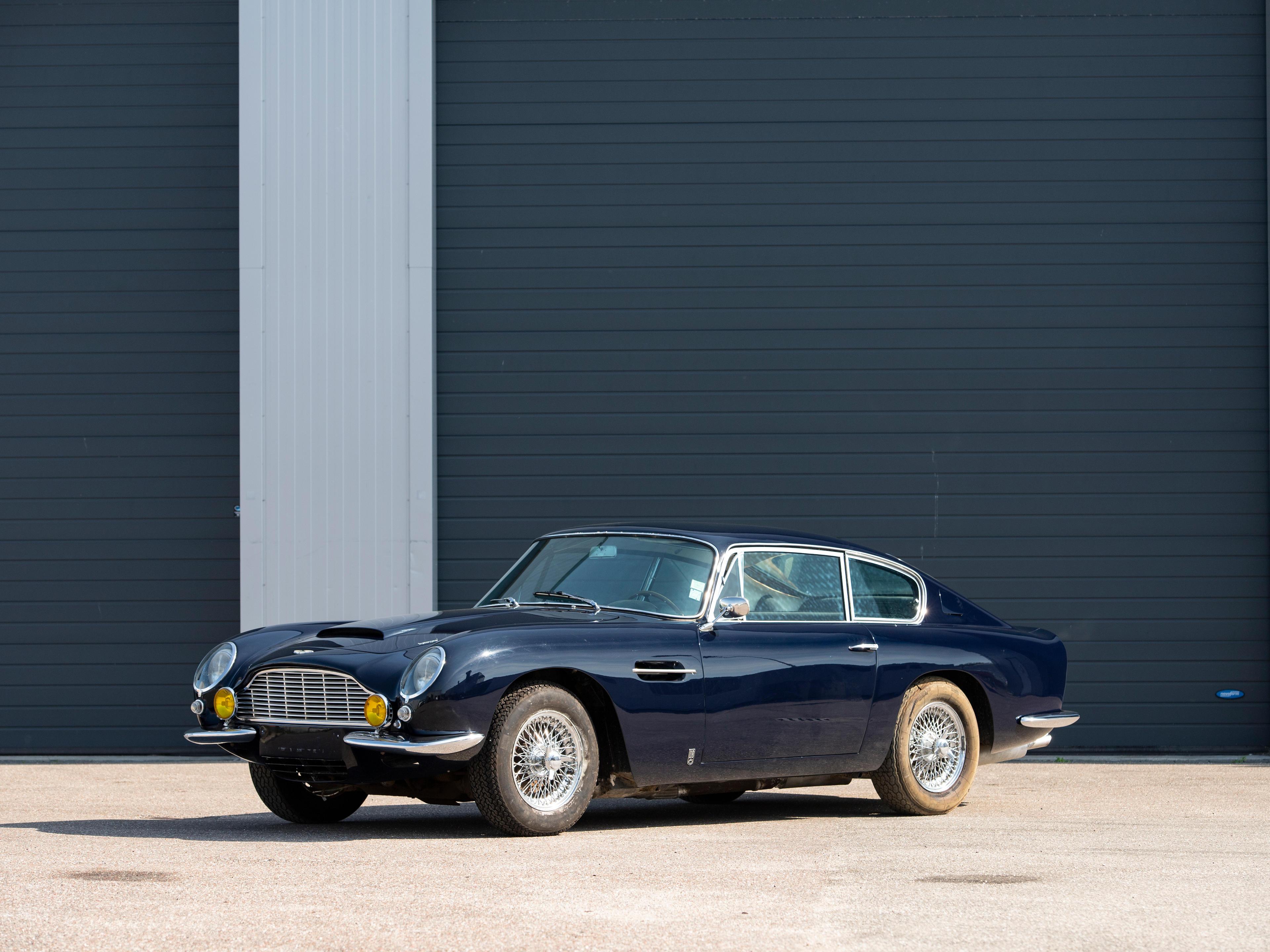 1966 Aston Martin  DB6 MKI  Chassis no. DB6/2741/L