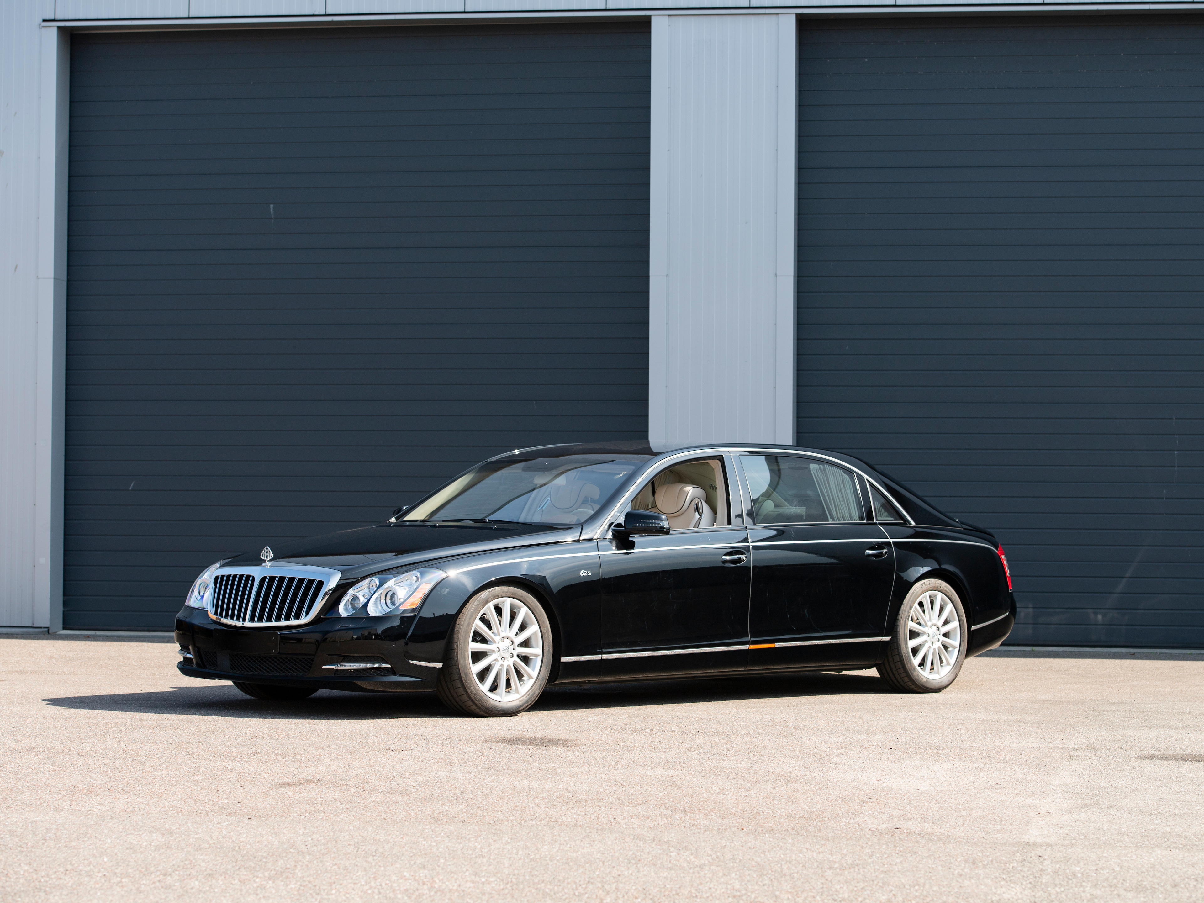 2012 Maybach 62S Saloon LWB  Chassis no. WDB2401771 A 003313